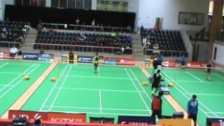 Ramon Garrido vs Tien Minh Nguyen Syndey 2015