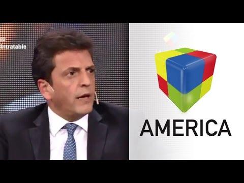 """Sergio Massa: Hoy estamos en situación de paridad con Cambiemos"""""""