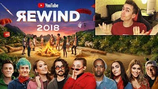 MINIMINTER REACTS TO YOUTUBE REWIND 2018! thumbnail