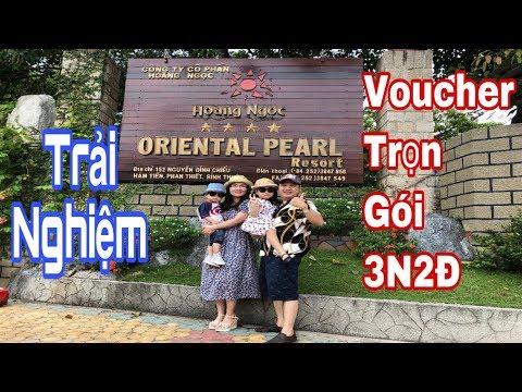 Hoang Ngoc Resort & Spa – Trải Nghiệm Voucher Trọn Gói 3N2Đ – Ngày 1 | SauSoc TV
