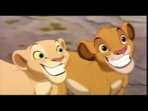 The Lion King  The Hula Song One Line Multilanguage ReUp