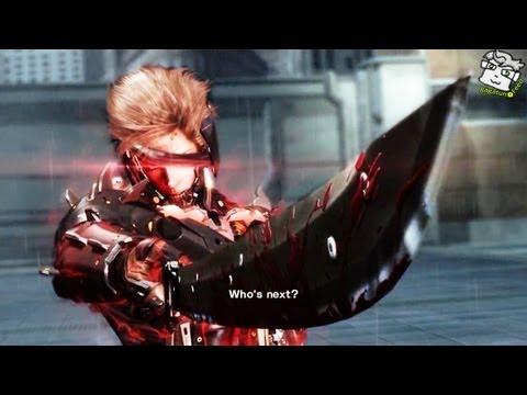ДЖЕК ПОТРОШИТЕЛЬ ВЕРНУЛСЯ (Metal Gear Rising: Revengeance) #12