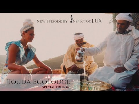 HIGH ATLAS MOROCCO TRAVEL - Touda EcoLodge with InspectorLUX