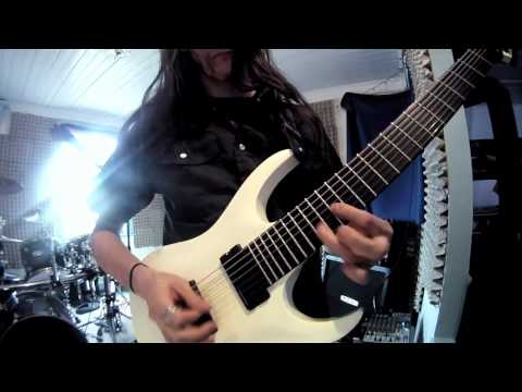 The Unconscious Mind - My Deadly Sin (Official Guitar Video)