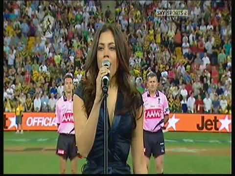 2008 Kiwis vs Kangaroos RLWC Final