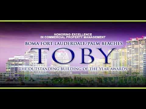 Commercial Property Managers talk TOBY