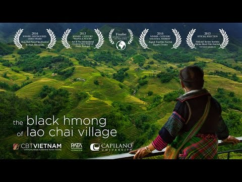 The Black Hmong of Lao Chai Village
