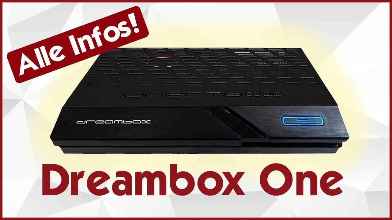 Die neue Dreambox One: Alle Infos, Features und Daten vorab im Überblick! 👑