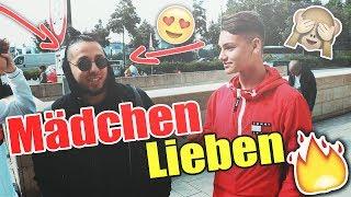DAS LIEBEN JUNGS an MÄDCHEN !! 😍 | Straßenumfrage | Marlon