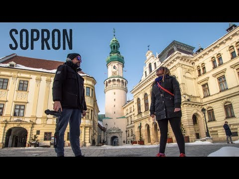 The most loyal city of Hungary I Sopron, Hungary