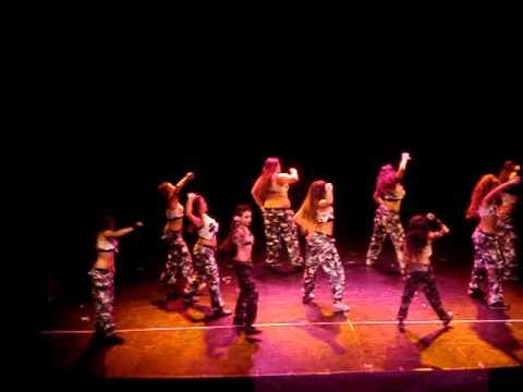 No es culpa mia - Instituto Dance & Art - Prof Noe...