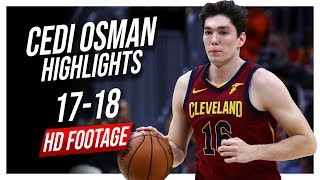 Cavaliers SF Cedi Osman 2017-2018 Season Highlights ᴴᴰ