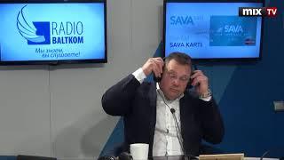 """Инвестиционный банкир Гиртс Рунгайнис в программе """"Разворот"""" #MIXTV"""
