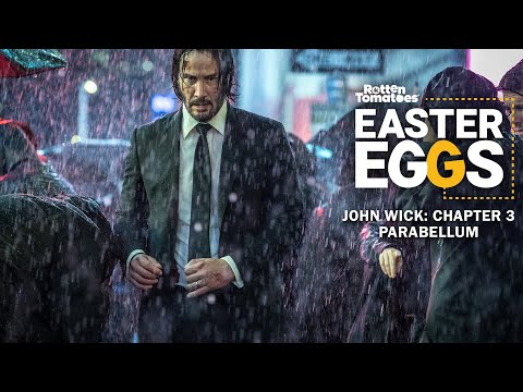 John Wick: Chapter 3 - Parabellum Easter Eggs and Fun Facts