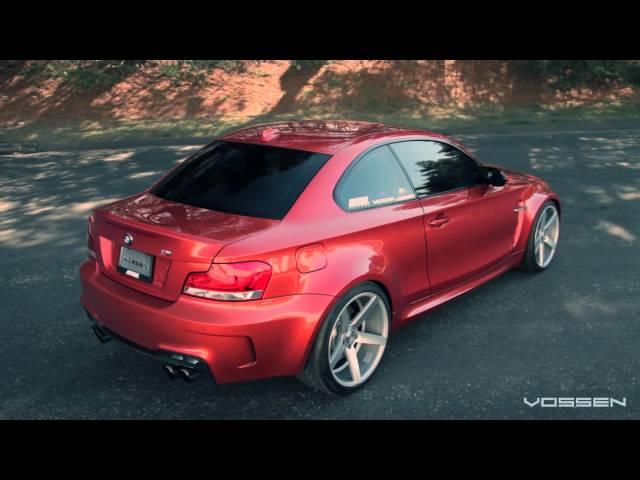 BMW 1M on 20