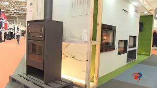Estufas y chimeneas de leña Carbel