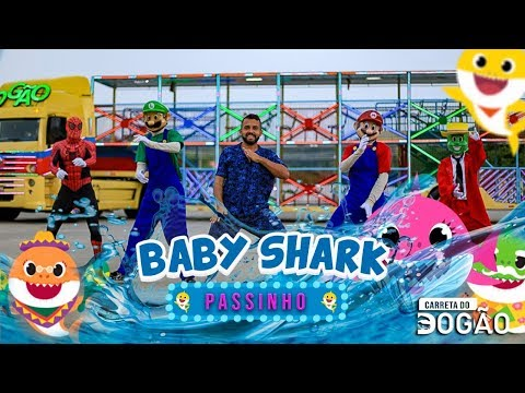 BABY SHARK - PASSINHO (MANO NETO) - CARRETA DO DOGÃO