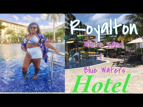 JAMAICA JAMAICA|| TRAVEL VLOG||ROYALTON WHITE SAND AND BLUE WATER HOTEL || VLOG 23