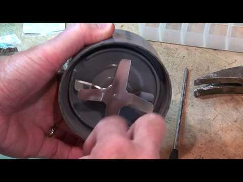 NutriBullet Extractor Blade Bearing Replacement Tutorial