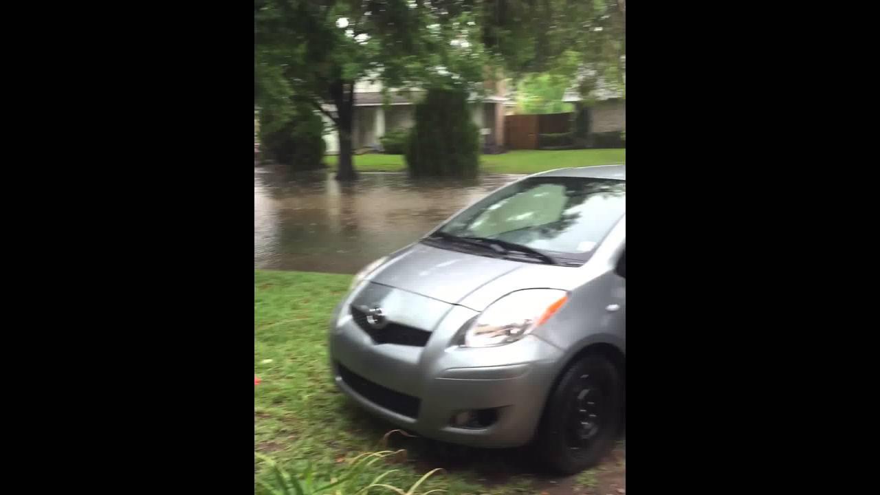 Alief texas flooding