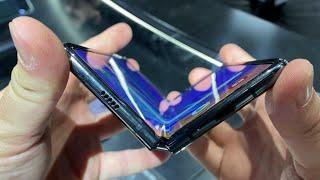 Galaxy Fold - Así funciona y estas son mis impresiones (CES 2020)