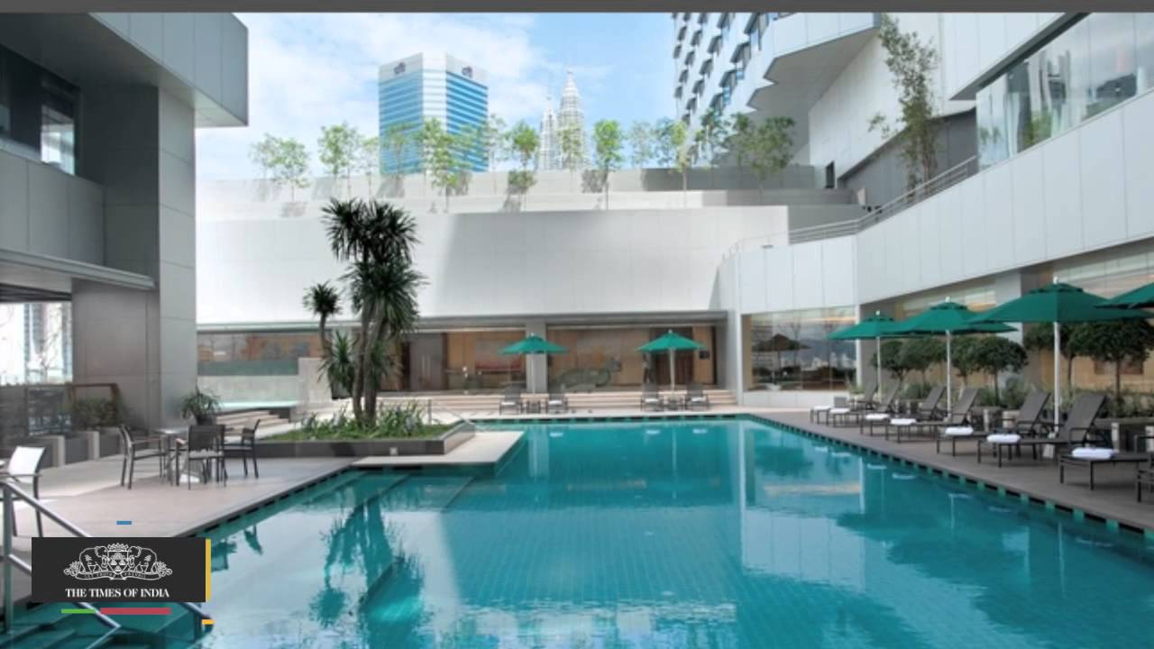 5 luxury hotels in kuala lumpur youtube - Hotels with swimming pools in liverpool ...