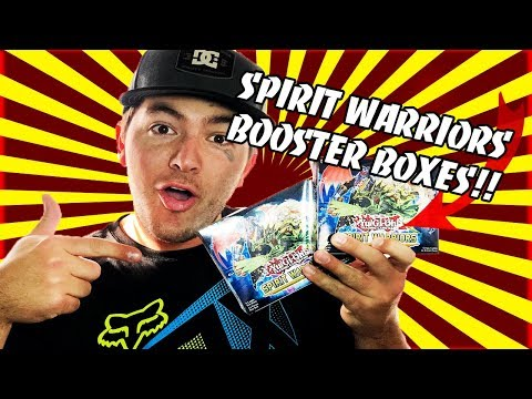 2X SPIRIT WARRIORS BOOSTER BOX OPENING! LETS BUILD WEATHER PAINTERS AND MUSKETEERS!