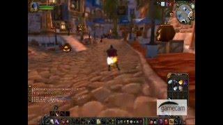 World of Warcraft - Rickety Magic Broom
