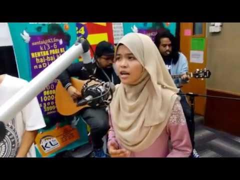 Alhamdulillah - Wani ft Juzzthin   Jom Jam Akustik   25 Mei 2016
