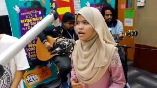 Alhamdulillah - Wani ft Juzzthin | Jom Jam Akustik | 25 Mei 2016