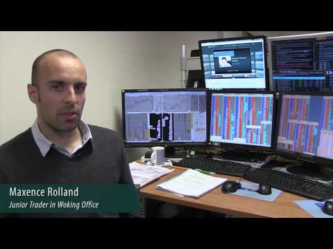 60 Seconds with Junior Trader