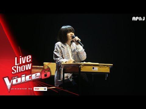 มะปราง - แค่ได้คิดถึง  - Live Show - The Voice Thailand - 18 Feb 2018