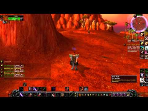 Where To Farm Copper Ores For Horde In WoW