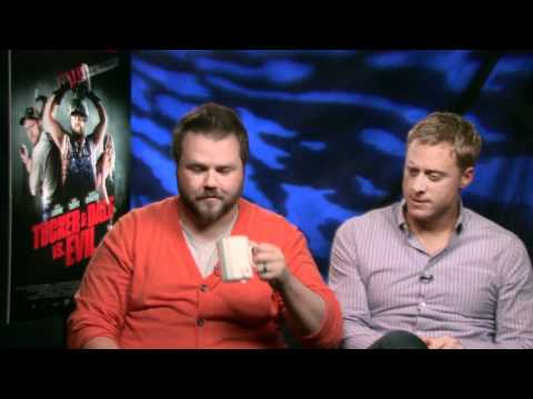 Tucker and Dale Vs. Evil Exclusive: Tyler Labine and Alan Tudyk Interview
