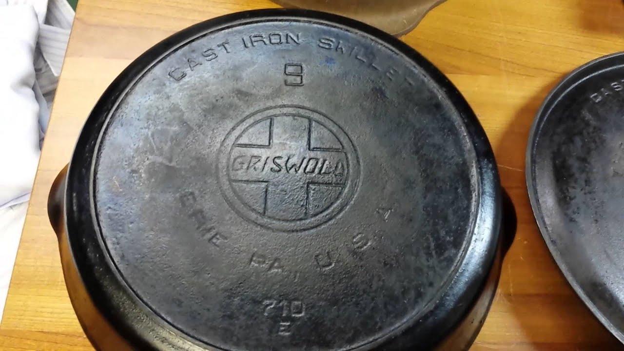 Griswold Cast Iron