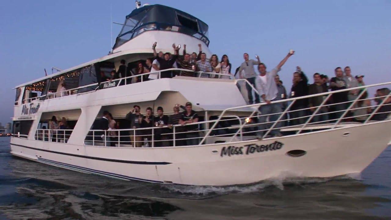 Toronto Ferry Tour