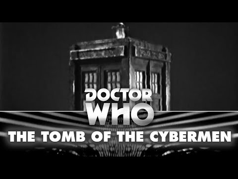 Doctor Who: Victoria enters the TARDIS  The Tomb of the Cybermen