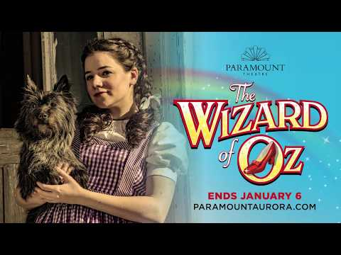 The Wizard of Oz | Paramount Theatre