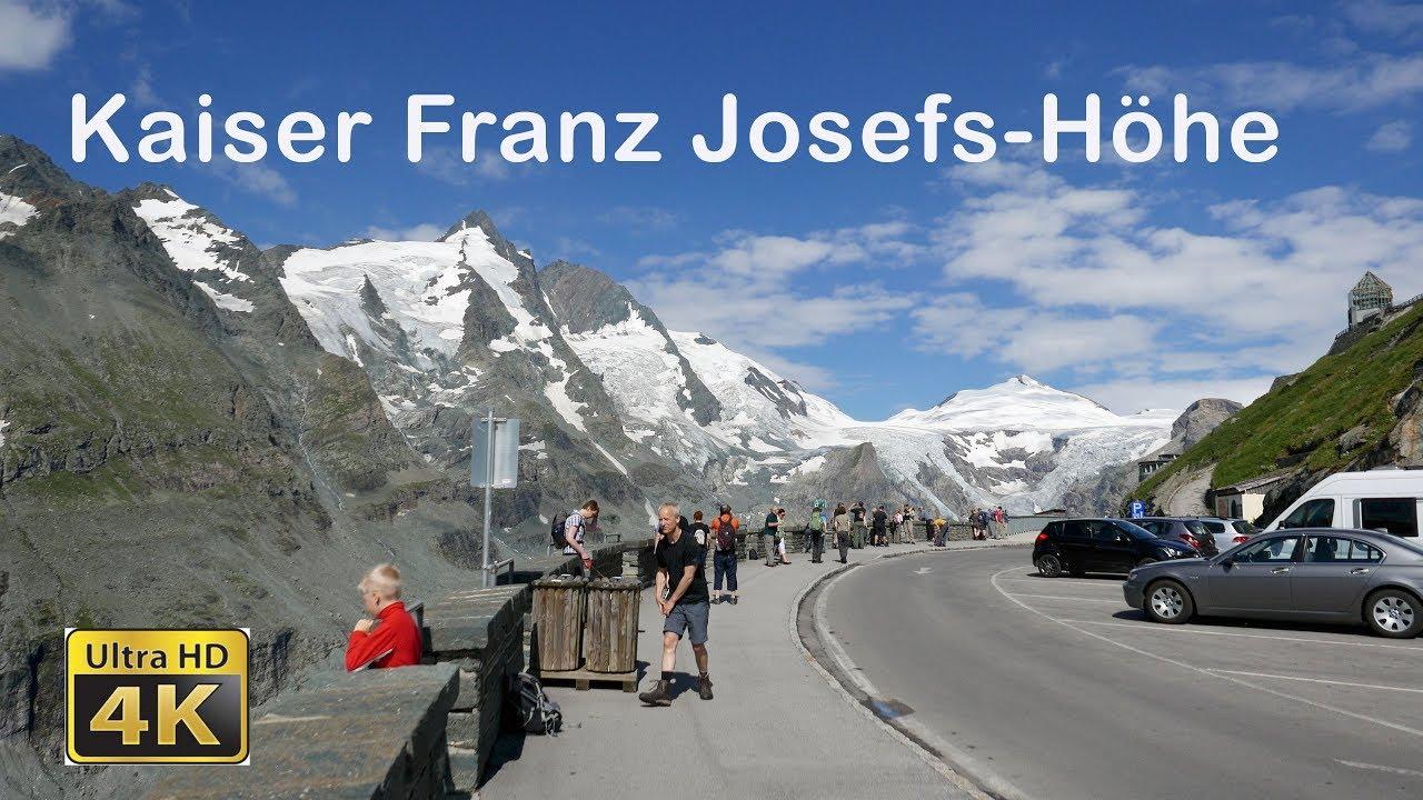 kaiser franz josefs h he am gro glockner in 4k youtube On kaiser franz josefs hohe