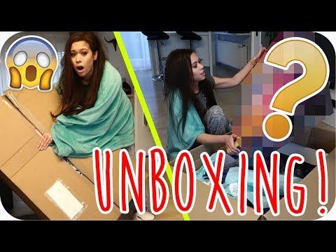 XXL Unboxing! Was ist in diesem Paket? | 06.12.2017 DynamitesLife Vlog