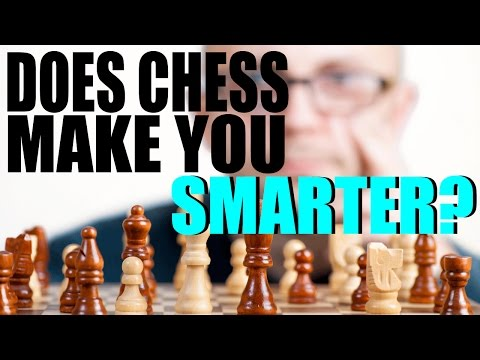How A Game Of Chess Can Make You Smarter