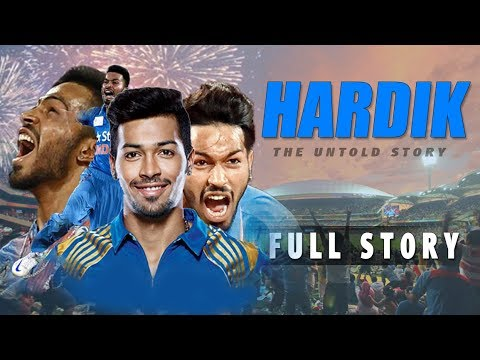 Hardik Pandya : The Furious Batsmen | Full Story | Biography