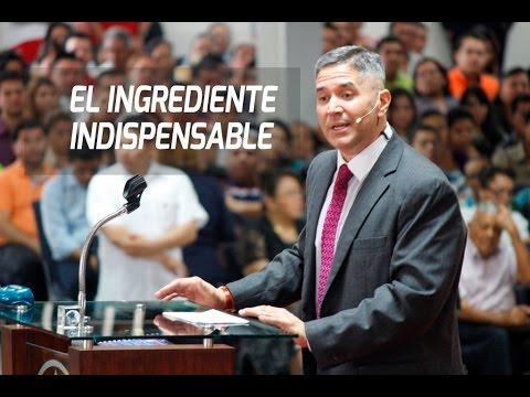 TEMA: EL INGREDIENTE INDISPENSABLE.
