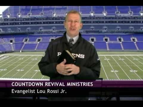 Baltimore Ravens 2010 - Whose Fan Are YOU? Countdown Revival Ministries