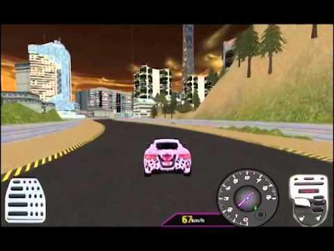 Girls Car Racing (GCR)