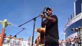 Aaron Lewis Country Boy LIVE 2013 Cruise