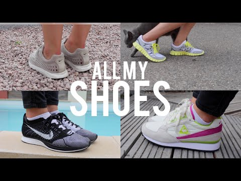 ALL MY SHOES | Lecoindelodie