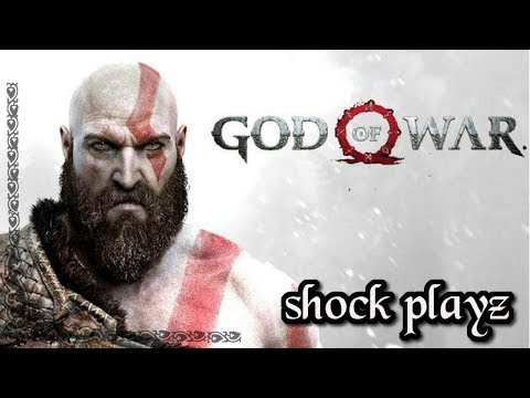 SHOCK PLAYZ GOD OF WAR STREAM (PS4) WALKTHROUGH | Dad O War | Amazing Journey