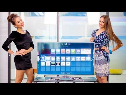 видео: Видео-обзор серии телевизоров samsung f6510