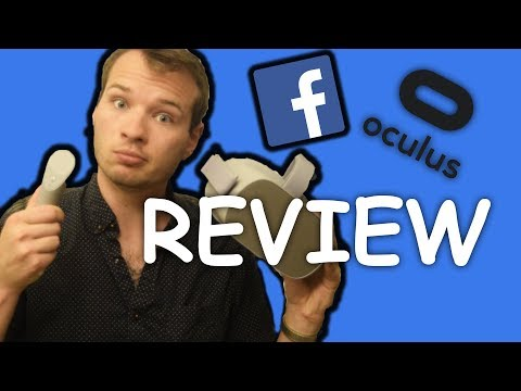 Unboxing Oculus Go Review! (Facebook VR)